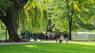 【大阪】豊かな自然に癒される!大人も楽しめる公園5選
