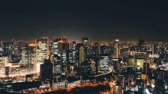 【大阪】大阪府内の美しい夜景まとめ!大切な人との素敵なひと時に!