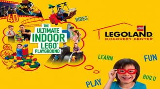 レゴのワールド全開!「レゴランド・ディスカバリー・センター大阪」で思う存分遊べる