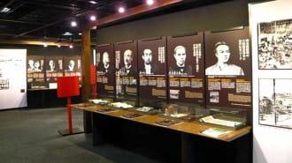企業家たちの歴史が見られる「大阪企業家ミュージアム」で刺激を受けるよう!