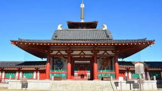 33,000坪の「四天王寺(中心伽藍、本坊庭園)」で仏を学んで極楽に行ける!