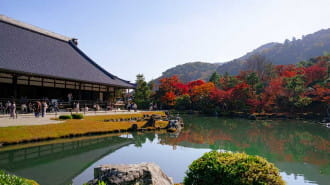 見どころたっぷり嵐山・嵯峨エリアの寺社仏閣おすすめ7選