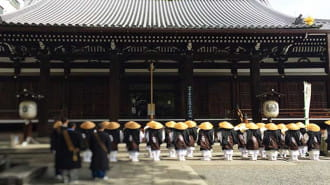 【京都】河原町・烏丸エリアの魅力的な寺7選!落ち着いた雰囲気でリラックス!