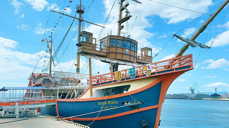 【大阪・周遊觀光船特集】介紹您最棒最適合旅遊的觀光船!
