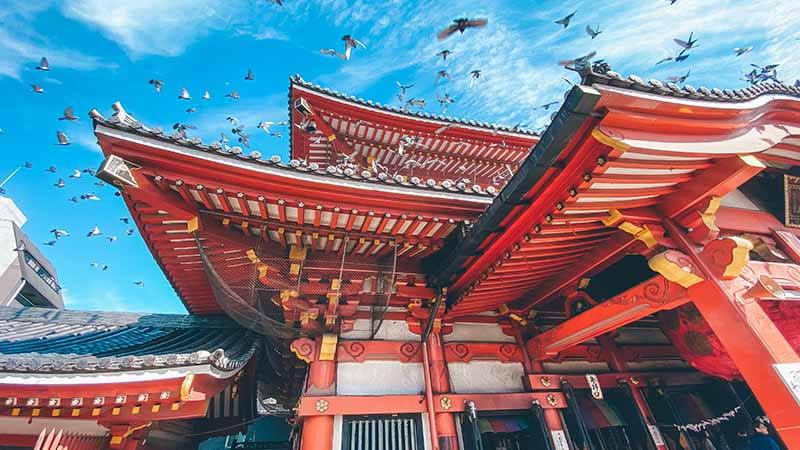 愛知で見ておきたいおすすめの寺社仏閣7選