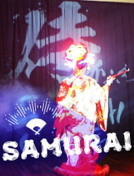 Excitement, Laughter, Take Part in the Action, Fun for Everyone: Samurai Cafe