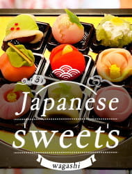 Make Japanese Sweets