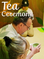 JP Sweet Making & Tea Ceremony