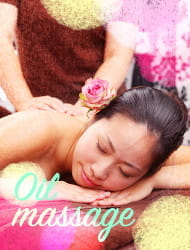 Relax During Your Trip with an Authentic Oil Massage