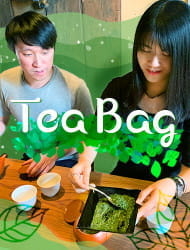 Blend Japanese Green Teas and Make Your Own Original Tea Bags!