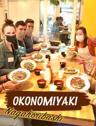 [C Flat] 大阪烧煮食体验