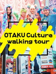 OTAKU Culture Walking Tour in Namba