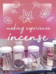 Incense Making Experience