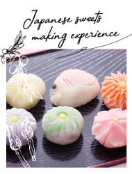 Make Wagashi Sweets