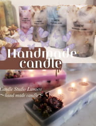 Make Your Very Own Candle, the Only One in the World