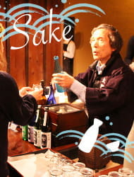 "Sake, Food, and Music: ""Sake Night Mukune Buffet"" at Daimon Brewery"