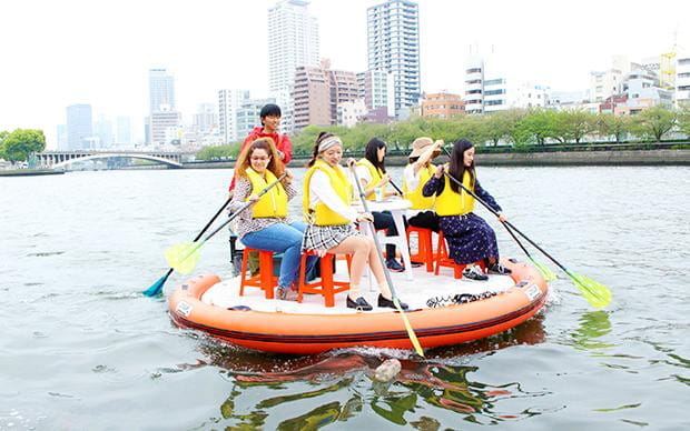 """City Center """"Walk on the Water"""" SUP Tour"""