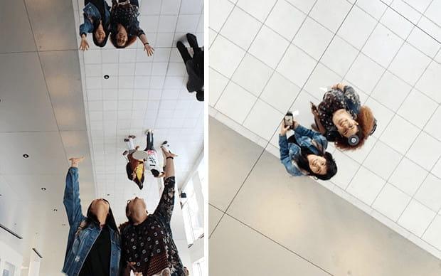 梅田蓝天大厦内部探索之旅