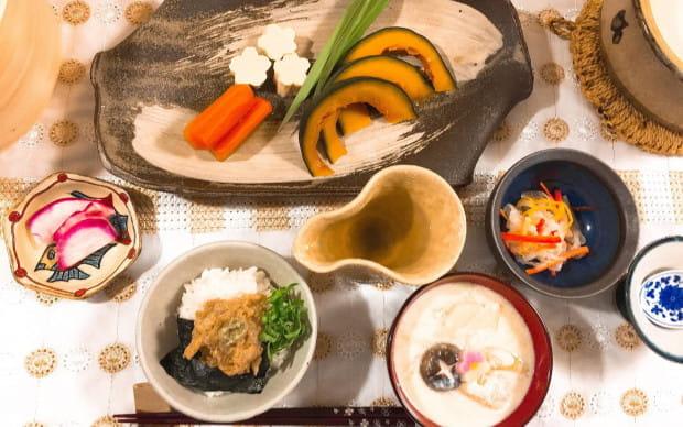 日本家庭料理製作體驗
