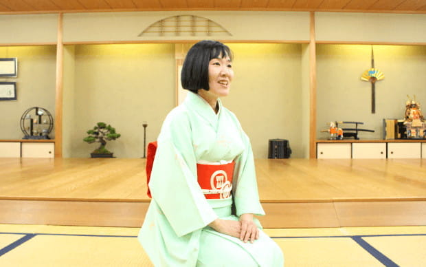 Get Down the Basics of Traditional Japanese Dance and Learn How to Move Like a Kabuki Actor!