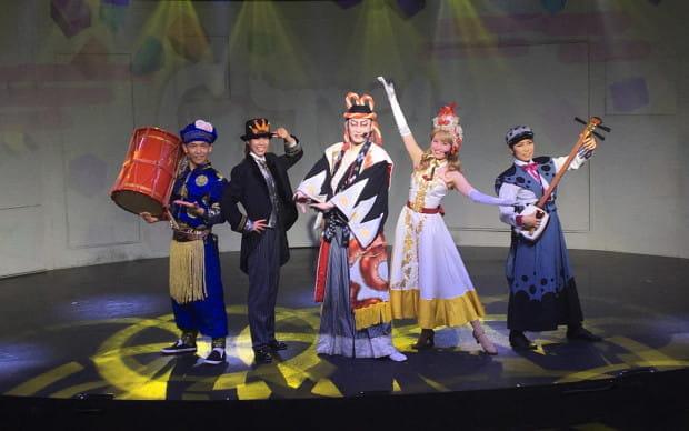 GOTTA Box Theater Performance Show