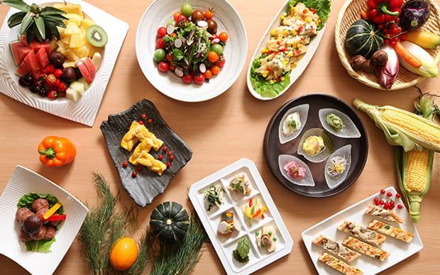 酒店自助午餐 +「自製章魚燒體驗」
