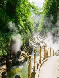 Oyasukyo Great Fountain