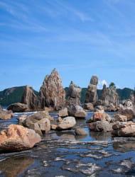 Hashiguiiwa Rocks