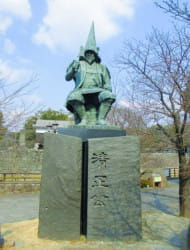 Statue of Kiyomasa Kato