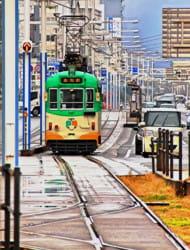 Tosaden Kotsu-Train