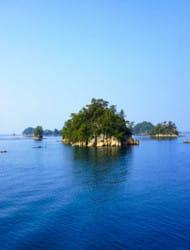 Kujyukushima Island