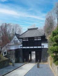 Komoro Castle Ruins・Kaikoen Park