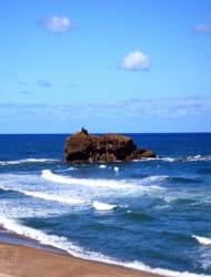 Hakuto Kaigan Beach