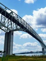 Sakai Suidou Ohashi Bridge