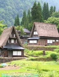 Ainokura Gassho-zukuri Village