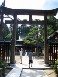 Uesugi Shrine