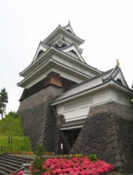 kaminoyama-Castle