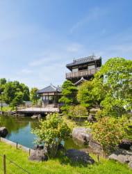 Ikeda Shiroato Park/Ikeda Castle Ruins