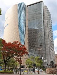 NHK Osaka Broadcasting Station - BK Plaza
