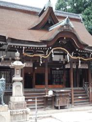 Domyoji Tenmangu Shrine