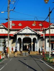 浜寺公園駅駅舎